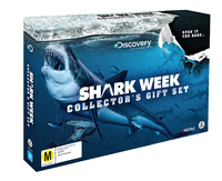 Shark Week Collector's Gift Set on DVD