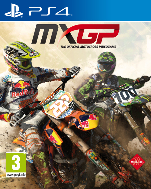 MXGP - The Official Motocross Videogame for PS4 image