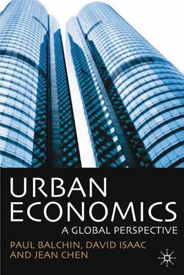Urban Economics: A Global Perspective by Paul N. Balchin image