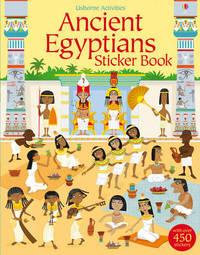 Ancient Egyptians Sticker Book by Fiona Watt