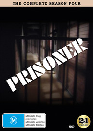 Prisoner - The Complete Season Four on DVD