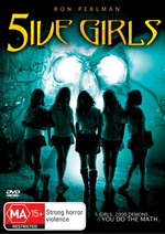 5ive Girls on DVD
