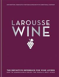 Larousse Wine by David Cobbold