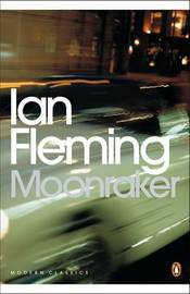 Moonraker by Ian Fleming image