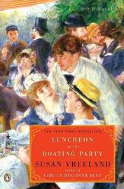 Luncheon of the Boating Party by Susan Vreeland image