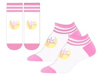 Sailor Moon Pink Socks