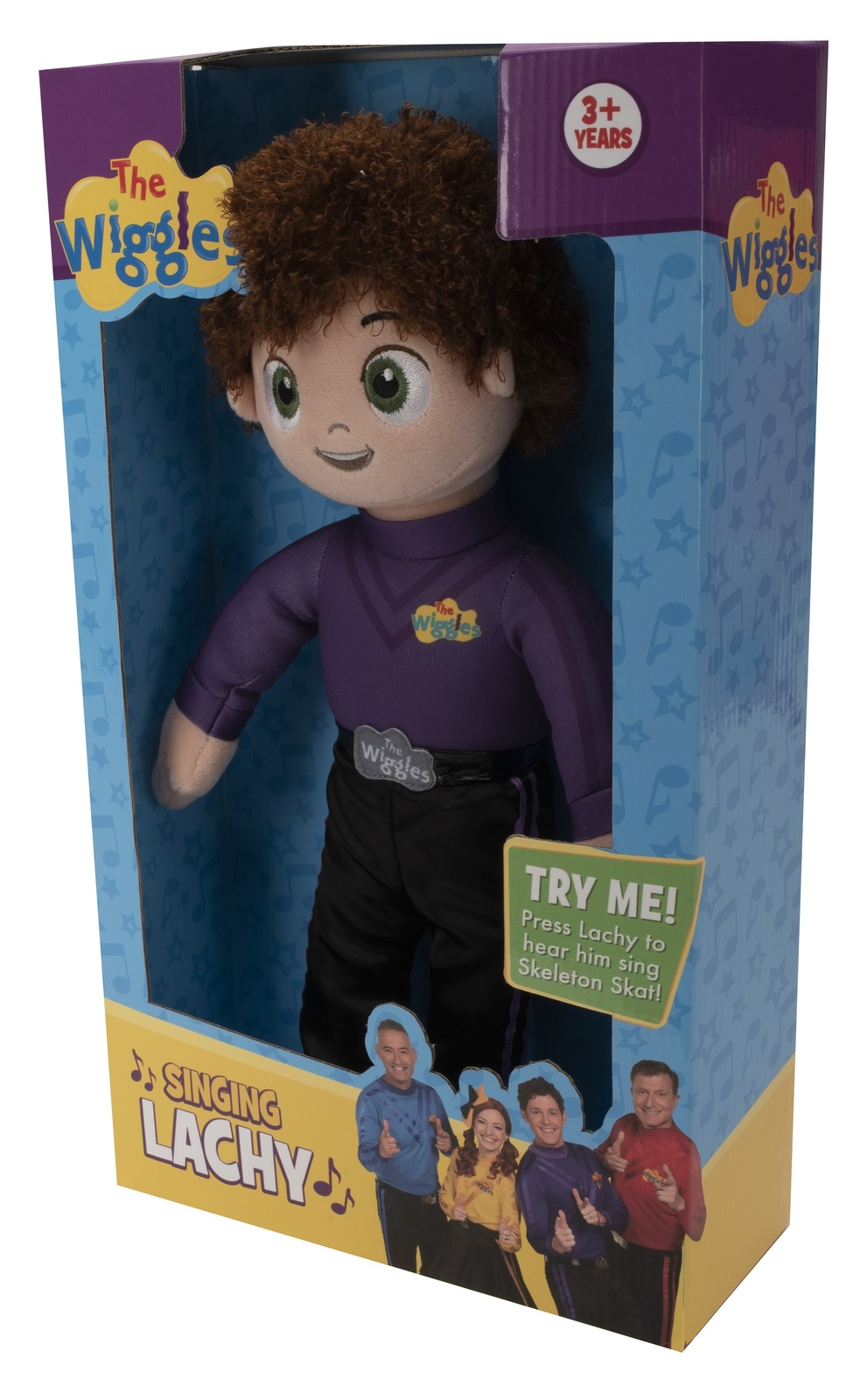 The Wiggles: Singing Plush - Lachy image