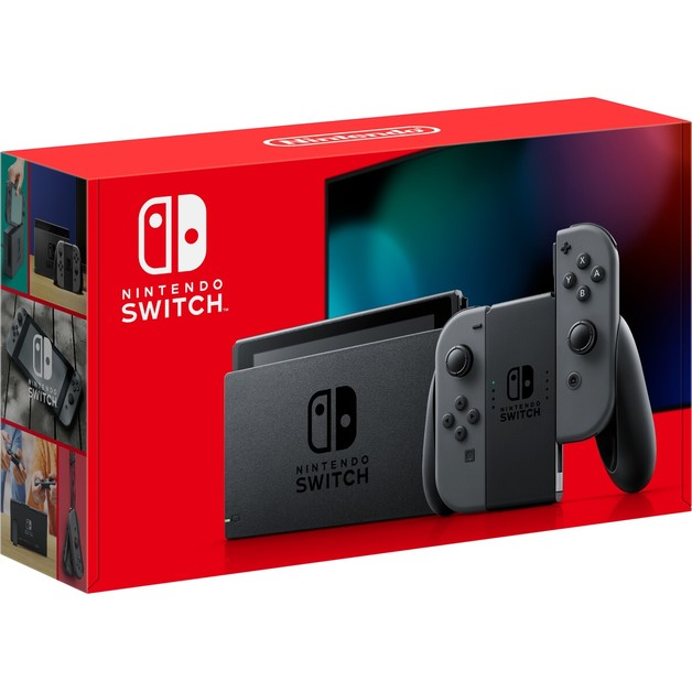 Nintendo Switch Grey Console for Switch