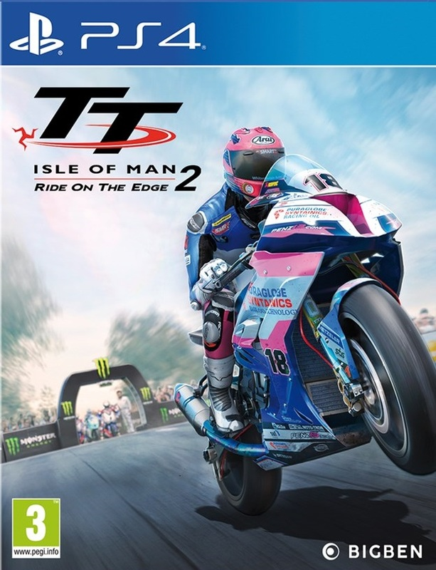 TT Isle of Man: Ride On The Edge 2 for PS4