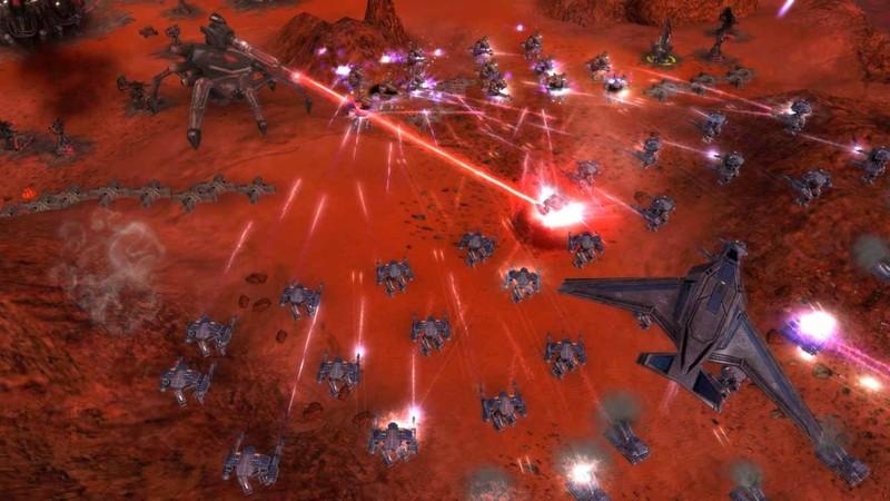Supreme Commander for X360 image