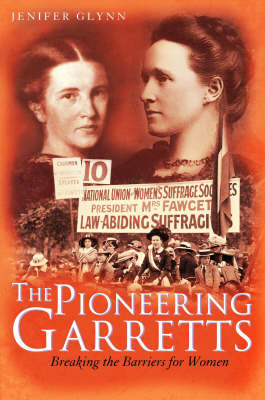 The Pioneering Garretts by Jenifer Glynn image