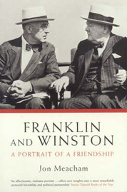 Franklin And Winston by Jon Meacham image