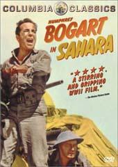 Sahara on DVD
