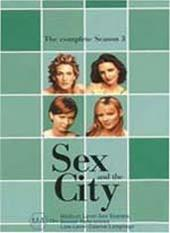 Sex And The City - Season 3 (3 Disc) on DVD
