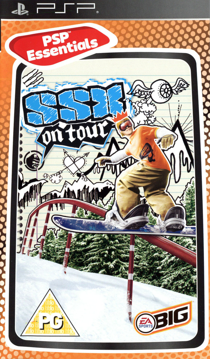 SSX On Tour (Essentials) screenshot