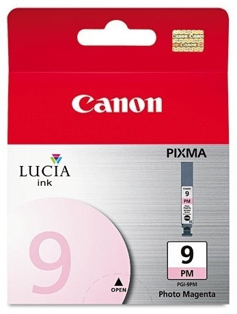 Canon Ink PGI-9PM Photo Magenta Cartridge PRO 9500 (53 Pages)