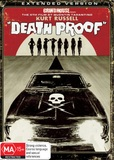 Death Proof - Extended Version (2 Disc Set) on DVD
