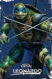 TMNT Leonardo Wall Poster (299)