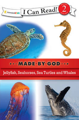 Sea Creatures by Zondervan Publishing image