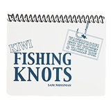 The Waterproof Book of New Zealand Fishing Knots by Sam Mossman