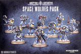 Warhammer 40,000 Space Wolves Pack