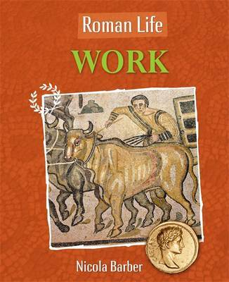 Roman Life: Work by Paul Harrison image