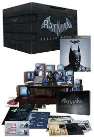 Batman: Arkham Origins Definitive Edition for PS3