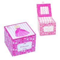 Pink Poppy: Mini Music Box - Princess