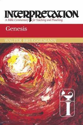 Genesis by Walter Brueggemann image