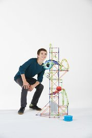 K'NEX: Thrill Rides - Lunar Launch Roller Coaster image