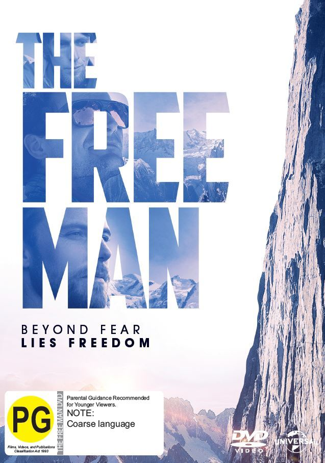 The Free Man on DVD image