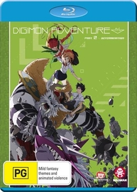 Digimon Adventure Tri. Part 2 - Determination on Blu-ray