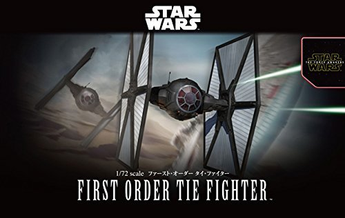 Star Wars 1/72 TFA First Order TIE Fighter - Scale Model Kit