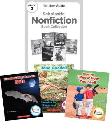 Scholastic Nonfiction Book Collection: Grade 2 by Scholastic Library Publishing