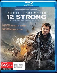 12 Strong on Blu-ray