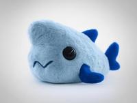 "Mini Goblin Shark - 8"" Plush Toy"
