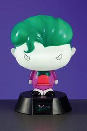DC Comics: 3D Light The Joker 10 cm