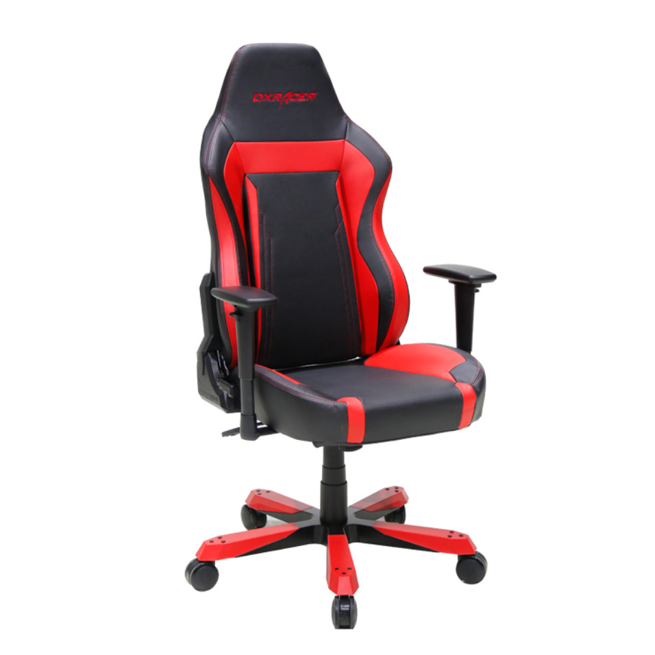 DXRacer Wide Series WY06 Gaming Chair (Black and Red) for  image