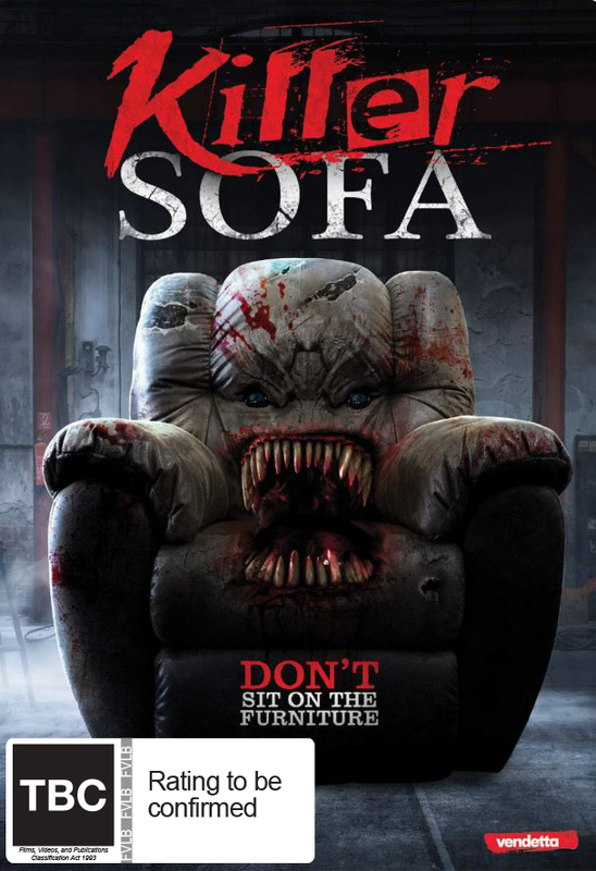 Killer Sofa on DVD