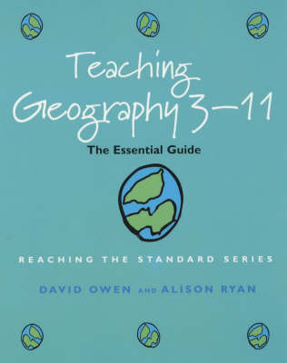 Teaching Geography 3-11 by David Owen image
