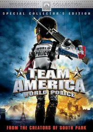 Team America - World Police on DVD image