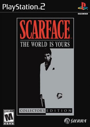 Scarface: The World is Yours Collector's Edition (Uncut) for PlayStation 2