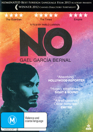 No on DVD