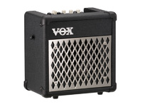 Vox Mini 5 Rhythm 5W Amp Combo with 1 x 6.5' Speaker (Black)