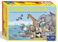 Inhabit the Earth - Board Game image
