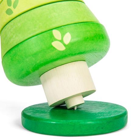 Le Toy Van: Petilou - Tree Top Stacker image