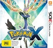 Pokemon X for Nintendo 3DS