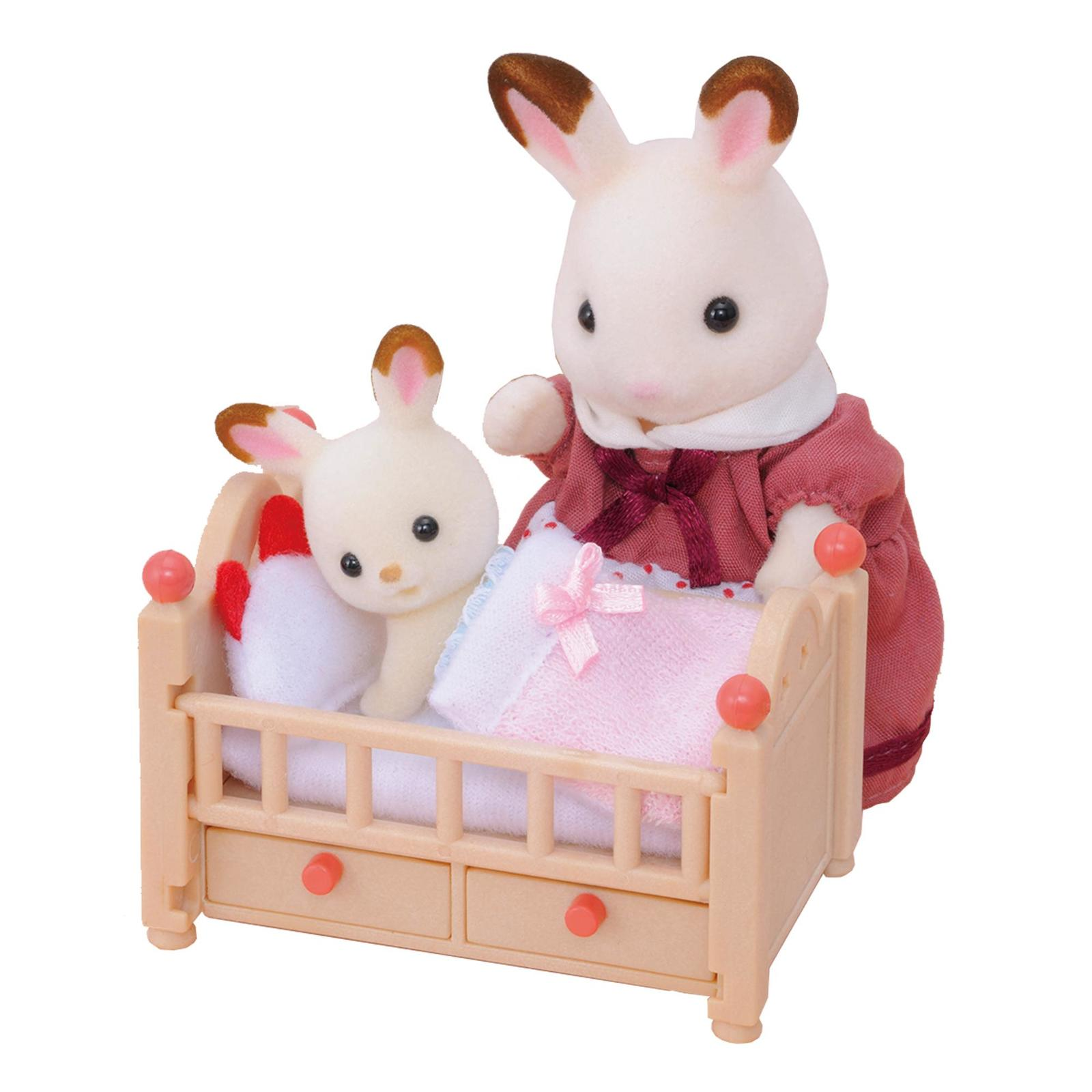Sylvanian Families: Baby Crib | Toy | at Mighty Ape Australia