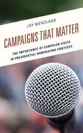 Campaigns That Matter by Jay Wendland image