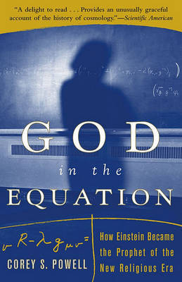 God in the Equation by Corey Powell